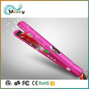 Best personalized hair straightener hair flat iron ionic ceramic flat iron fast heat hair straightener wholesale