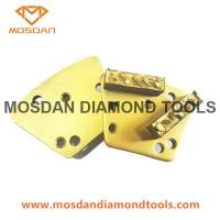 Best Diamatic Crushed Split PCD Diamond Bars Tools for Coating Removal wholesale