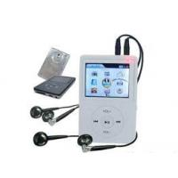 China 2.5-inches Flash MP4 Media Player on sale