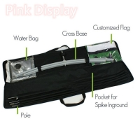 Best Foldable Flagpole Packing 600D Oxford Tote Bag wholesale