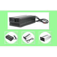 Best 10A Electric Motorcycle 48 Volt Battery Charger PFC 110 - 230Vac Input Max 58.4V wholesale