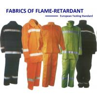 Best Flame Retardant Neon Color Cotton Twill European Testing Standard wholesale