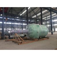 Quality 3000L - 50000L Close type Glass Lined Reactor with Germany Wendel Enamel wholesale
