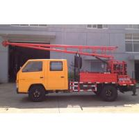 Best Geological Exploration Water Borehole Drilling Rig Machine wholesale