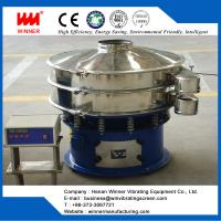 Buy cheap CE&ISO Certificate 0.25-1.1kw Ultrasonic vibration sieve for sale from wholesalers