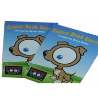 Best 4 color Childrens Offset Book Printing  wholesale