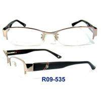 Buy cheap Fashional halfrim optical frames spectacles from wholesalers