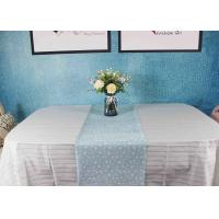 Buy cheap Super Soft Biodegradable Disposable Paper Tablecloth For Party Decoration from wholesalers