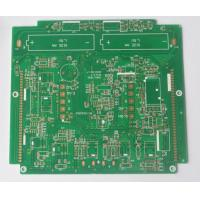 "Best 4 Layers Electronic Printed Circuit Board ENIG 2u"" Surface With Min 3/3 Mil Line Width / Space wholesale"