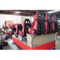 Cheap Popular 9 seats 5D Mobile Cinema with in Madagascar with Motion Chair for sale