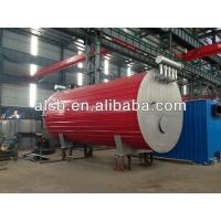 Cheap Steel Tube Thermal Oil Boiler Replacement For Chemical , 1.6 Mpa Pressure for sale