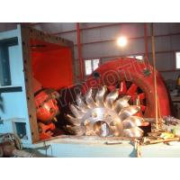 Best Stainless Steel Impulse Water Turbine / Pelton Water Turbine For High Water Head Hydropower Project wholesale