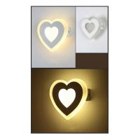 Best Love Acrylic LED wall lighting /inside led wall lamps for childen rooms wholesale