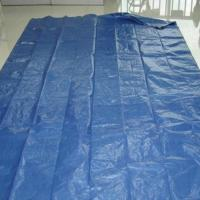 Best China factory supply rolls of tarp material plastic sheet durable coated poly tarp PE tarpaulin roll wholesale