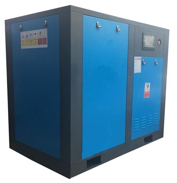 Cheap ZAKF Screw Type Air Compressor Equipment , Blue Screw Type Compressor for sale