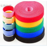 Best 100% Nylon Hook And Loop faestener / Double sided hook and loop tape / Hook and loop cable ties wholesale