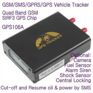 Best GPS106 Car Auto Taxi Truck Fleet GPS GSM Tracker W/ Photo Snapshot & Online GPRS Tracking wholesale