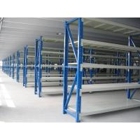 Quality Material Storage Light Duty Racking , Convenient Installation and Selective Layers wholesale