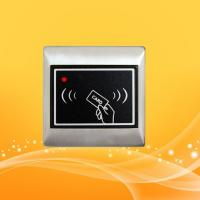 Best Low Frequency RFID Access Control Card Reader Long Range With Alarm Function wholesale
