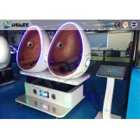Best Funny Games 9D Egg VR Cinema Equipment  With Real Feeling wholesale