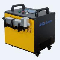 Best 60W 80W Handheld Laser Rust Removal Machine , Laser Rust Removal Equipment wholesale
