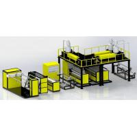 Best Three Layers Air Bubble Film Making Machine For Plastic Manufacturing wholesale