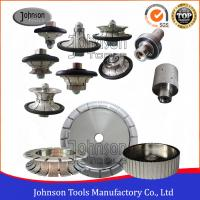 Best Vacuum Brazed Diamond Tools for Cutting / Shaping / Curving Stone wholesale