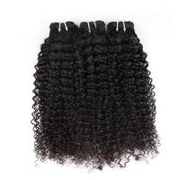 "Best Natural Color Peruvian Body Wave Hair Bundles Curly Dancing And Soft 10"" To 30"" Stock wholesale"