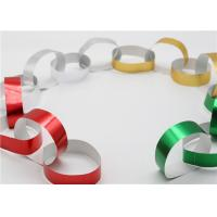 Best Handy Gummed Wedding Paper Chains Multi Color Available Eco - Friendly Material wholesale