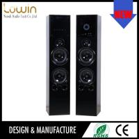 Best High powered speaker , black classical outdoor speaker active speaker with led touch screen wholesale