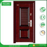 Cheap American Exterior Steel Door China Alibaba wholesale hot sale solid steel for sale