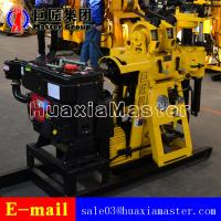 Best HZ-130Y Hydraulic portable well drilling machine rotary drilling rig drill 130meters wholesale
