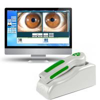 Best Eye Iriscope Iridology Camera Analyzer , Portable Digital USB Iriscope Scanner 12.00 MEGA Pixels wholesale