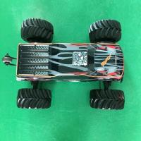 Buy cheap 4WD Wheel Brushless Onroad RC Cars High CG With 310mm Wheelspan , 2500KV 3670 from wholesalers