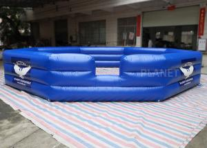 Best Air Sealed PVC Custom Size Logo Inflatable Gaga Court For Kids And Adults Inflatable Gaga Ball Pit wholesale