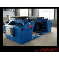 Best 10000Kg Standard Pipe Welding Turntable Positioner For Petro-Chemical Industry wholesale