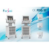 Buy cheap Factory Price Newest Permanent Ultrasound Wrinkle Removal Skin Tighten HIFU Machine from wholesalers