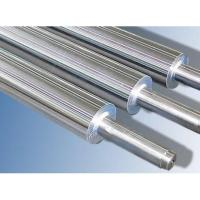 Best Anti - corrosive Industrial Steel Rollers , Hard Chrome Plated Steel Roll wholesale