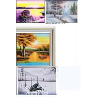 Best Handmade modern abstract oil painting decorative samples wholesale