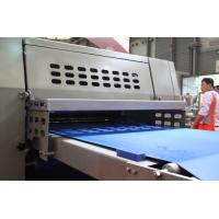 Quality Flatbread Line Dough Sheeter Machine Easy Clean With 800mm Width Working Table wholesale