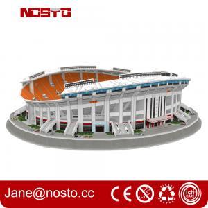 Best 3D Puzzle Stadium | Make A Perfect 3D Football Stadium Replica Paper Model wholesale