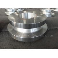 Best SA182-F51 S31803 Duplex Stainless Steel Ball Valve Forging Ball Cover Forgings Blanks wholesale