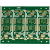 Best 1, 2, 7, 8 layer Immersion Silver / Gold multi layered pcb with 10mm technology edge wholesale
