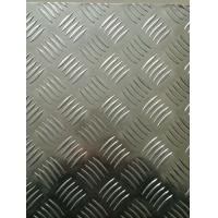 Best Non Alloy Patterned Aluminum Sheets Coil Freezer Liner Support Stucco Embossed wholesale