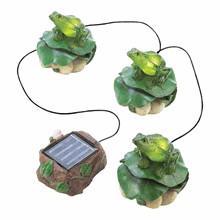 Best Resin solar energy LED light wholesale