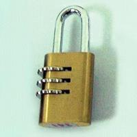 Best Combination Padlocks Made of Brass and Zinc Alloy wholesale