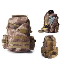 Best Climbing Tactical Day Pack Nylon Fabric Travel Mountaineering Bags wholesale
