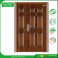 Best main entrance bullet proof steel door wholesale