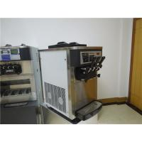 Best Commercial Table Top Soft Serve Ice Cream Machine Gravity Feed Twin Twist Flavors wholesale