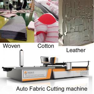 Quality Knit Garments Textile Sample Cutting Machine For Walmart Sears Kohls JC Penney Tigger wholesale